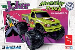 JOKER MONSTER TRUCK SKALA 1:32