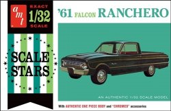 61 FORD RANCHERO SKALA 1:32
