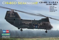 CH-46 SEA KNIGHT - HELIKOPTER 4 SKALA 1:72