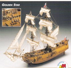 GOLDEN STAR SKALA 1/150
