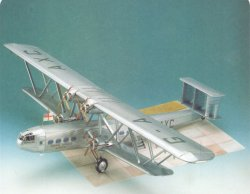 HANDLEY PAGE HP-42. SKALA 1/50