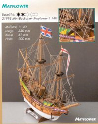 MAYFLOWER. SKALA 1/140