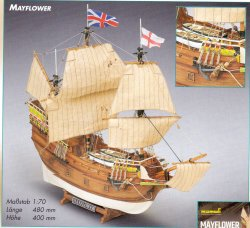 MAYFLOWER. SKALA 1/70