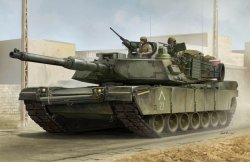 US M1A1 AIM MBT 1:16