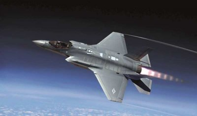 LOCKHEED F-35A LIGHTING II SKALA 1:32