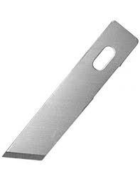 #19 ANGLED CHISELLING BLADES (5) FOR no.2 & no.5 HANDLE