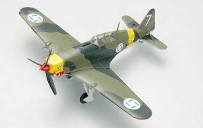 FINLAND MS. 406 FINNISH AIR FORCE SKALA 1:72