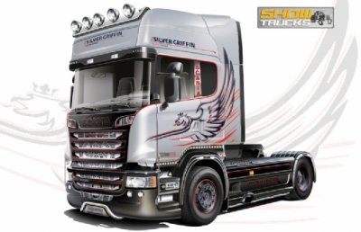 SCANIA R730 STREAMLINE 4 X 2 SKALA 1:24